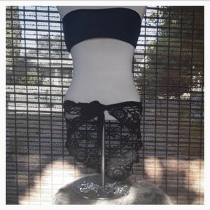 Other - Lace swim tie, shawl, scarf or head wrap
